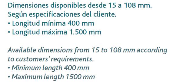 DELTAMETAL - TUBERÍA METÁLICA FLEXIBLE